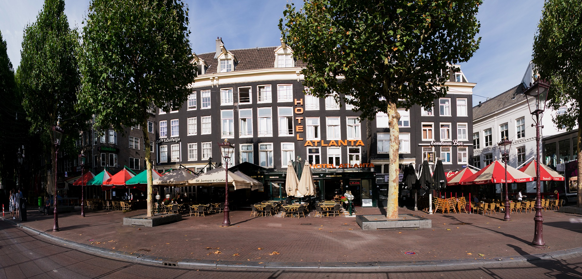 Address: Rembrandtplein 8 - 10, Amsterdam